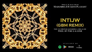 INTIJW [GBM Remix] - Pino G, Just Hush Feat. CA Christian Alexander, K. Deal, and Zae [Lyric Video]