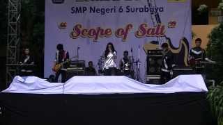 "Maroon 5 ""Maps"" - Kety Perry ""Dark Horse"" Cover EMERALD Band @ SMPN 6 Surabaya"