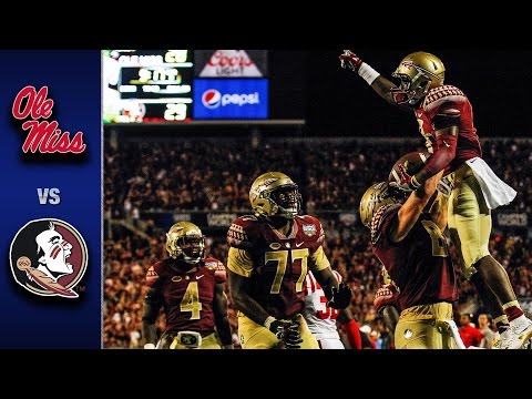 FSU vs. Ole Miss Football Highlights (2016)