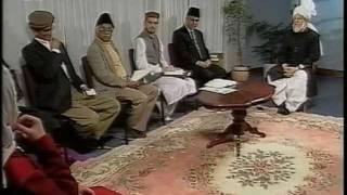 Rencontre Avec Les Francophones 15 décembre 1997 Question Réponse Islam Ahmadiyya