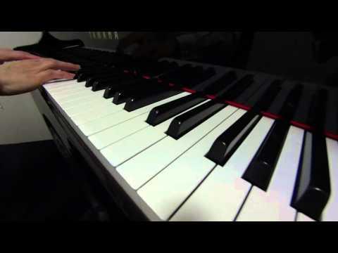 二人の世界/石原裕次郎 Futari no sekai/Ishihara Yujirou ピアノアレンジ