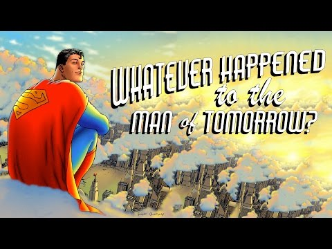 Whatever Happened to the Man of Tomorrow? (Understanding Comics No. 3)