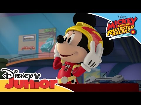 Mickey and the Roadster Racers - Theme Song | Official Disney Junior Africa