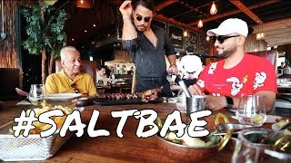 The Salt Bae Experience At Nusret Dubai
