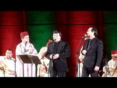 Ya Bent Bladi par Orchestre andalou d'Israël 1 Unesco Paris 23 03 2014