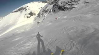 Les Deux Alpes - La Fee Black Slope