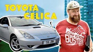 TOYOTA CELICA - бюджетный спорткар для украинского водителя. Тест-драйв и обзор б/у авто