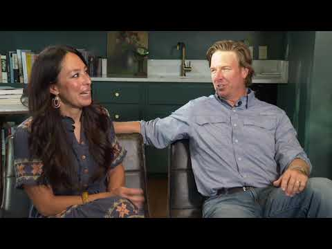 Catching up with Chip and Joanna Gaines