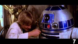 Worst lines to hear after sex: Star Wars edition