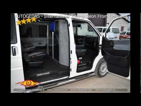 Volkswagen Transporter T4 Tuning
