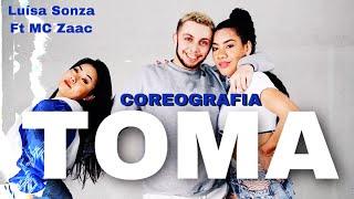 Baixar TOMA coreografia oficial  - Luísa Sonza ft MC Zaac