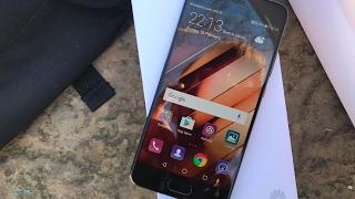Huawei P10, unboxing ITA - TEEECH