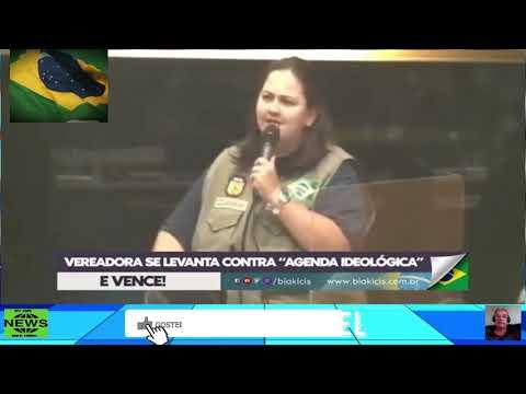 Jéssicão: Vereadora lésbica se levanta contra 'agenda ideológica' em Londrina e vence