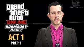 GTA Online: Doomsday Heist Act #1 - Prep: Paramedic Equipment (Elite & Mastermind II)