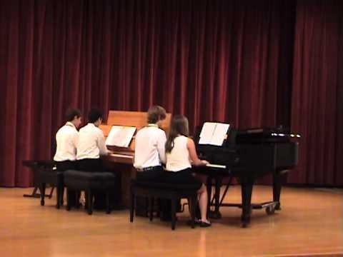 Jambalaya Piano Quartet