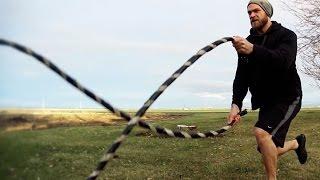 Battle Rope Workout - Buff Dudes Thumbnail