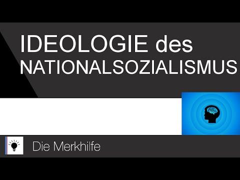 Die Ideologie des Nationalsozialismus | Nationalsozialismus 2