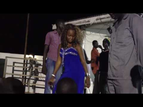 Queen Zee Live performance at South Sudan hotel #1 Buluk Juba SS (2013)