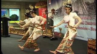 Tari Muli Betanggai Lung Pusat Budaya Indonesia