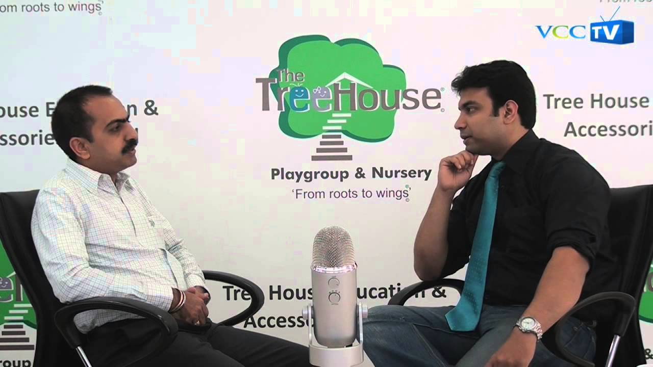 We Want To Operate 1 000 Pre Schools Within The Next 5 Years Tree House Education Md Rajesh Bhatia You