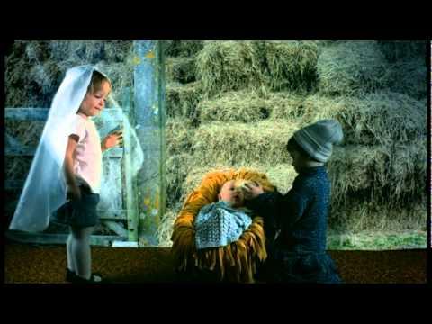 The Christmas Story - for children (Nativity Scene) - YouTube