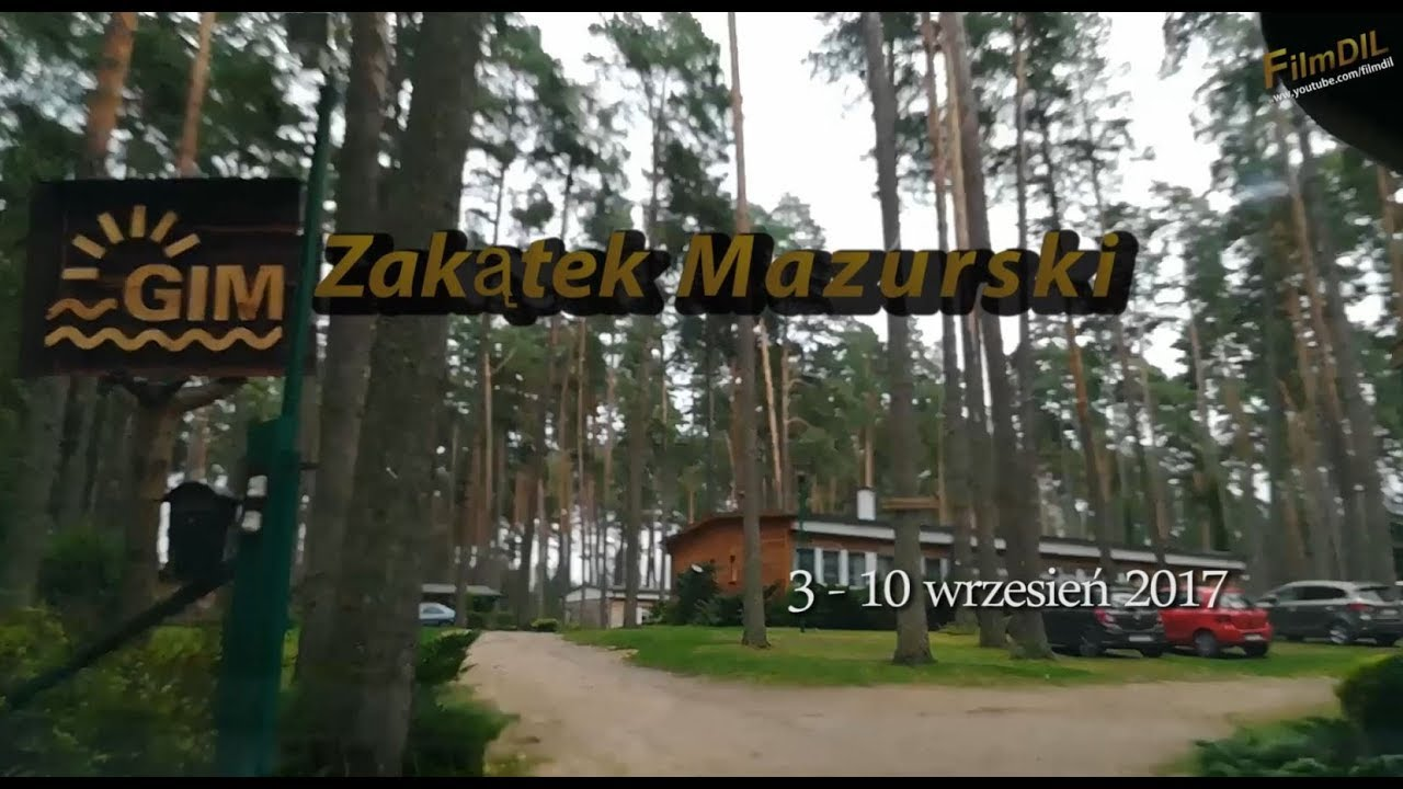 Zakątek Mazurski Gim 2017-09