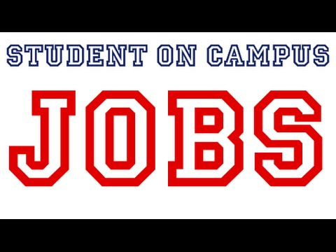 How to get an On Campus Job in US University | That Indian Guy