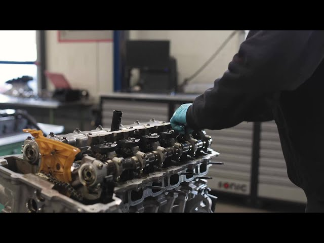 Video: BMW S55 Engine Teardown Shows Differences to N55