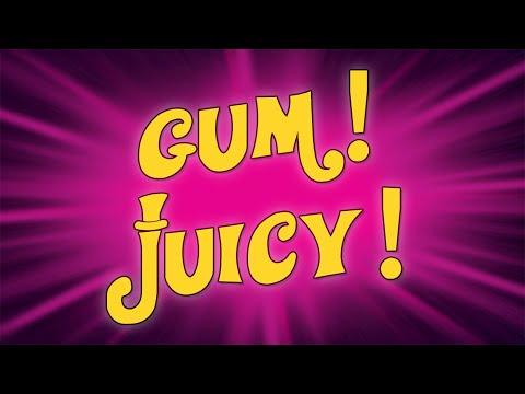 Gum! Juicy! karaoke instrumental Charlie and the Chocolate Factory