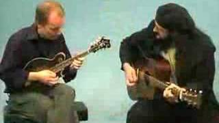 Guitar and Mandolin playing Sweet Georgia Brown