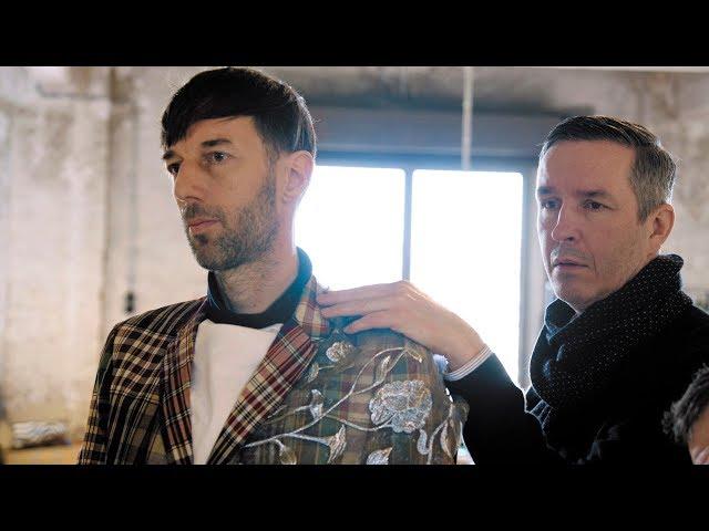 世界的なファッションデザイナーに密着!映画『ドリス・ヴァン・ノッテン ファブリックと花を愛する男』予告編
