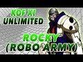 [MUGEN CHAR] Rocky (Robo Army) KOF XI UNLIMITED Style | Zadkiel Mugen