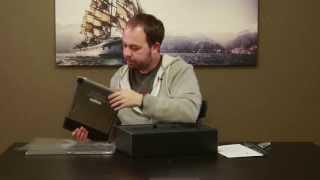 Розпакування планшета планшет Wacom Cintiq компаньйон гібридний планшет