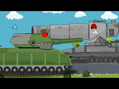 Дора атакует - мультики про танки