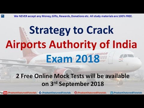 IMPORTANT #STRATEGY TO CRACK #AAI EXAM 2018 || {HOW TO CRACK #AAI EXAM}