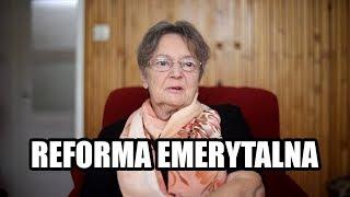 Reforma emerytalna czyli ZUS, OFE, IKE i PPK - KOMENTARZ DNIA 25 IV 2019