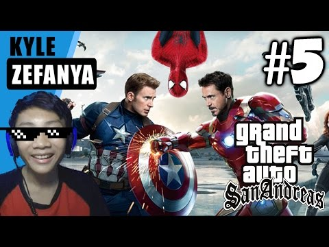 PUNCAK PERTEMPURAN part 1 – Grand Theft Auto Extreme Indonesia (DYOM #42)