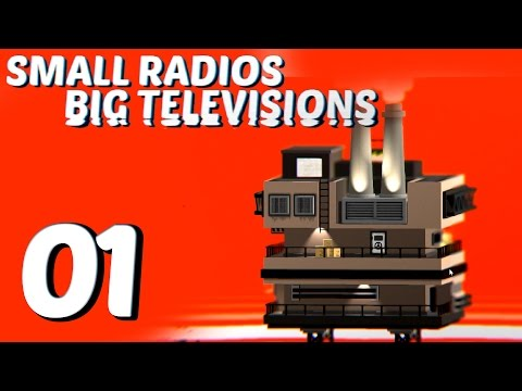 Small Radios Big Televisions Gameplay | Episode 1: More Magnetization Required