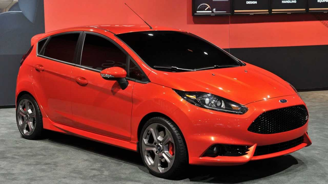 2011 ford fiesta st 5 door concept 2011 los angeles auto show youtube. Black Bedroom Furniture Sets. Home Design Ideas