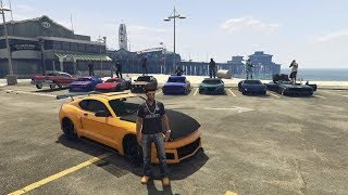 GTA 5 Online Night Club DLC #JEVFamily Money Grinding Best Fast Cash Methods & Rare Vehicles