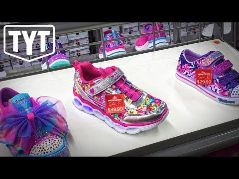 Skechers Faces Lawsuit After Light Up Shoes Burn Children