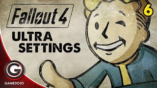 FALLOUT 4 SURVIVAL GAMEPLAY 🔴 ULTRA GRAPHIC SETTINGS ON PC WALKTHROUGH | 6