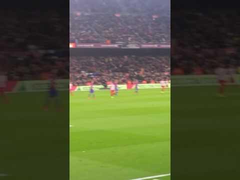 1st Barcelona game