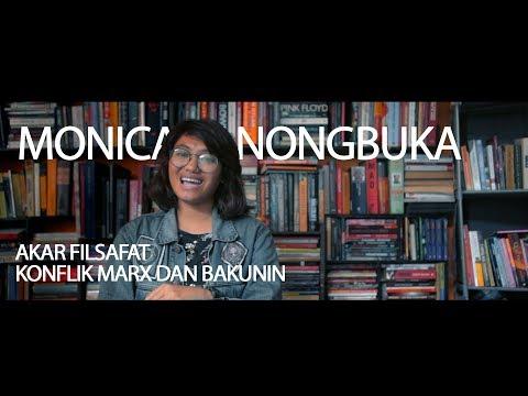 Review Buku #9   Akar FIlsafat: Konflik Marx Dan Bakunin   Oleh: Monica Lanongbuka