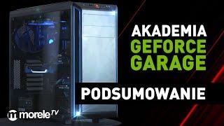 Akademia GeForce Garage - byliśmy na miejscu ze zwycięzcami!