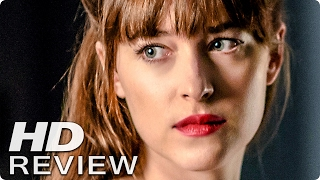 FIFTY SHADES OF GREY 2 Kritik Review (2017)
