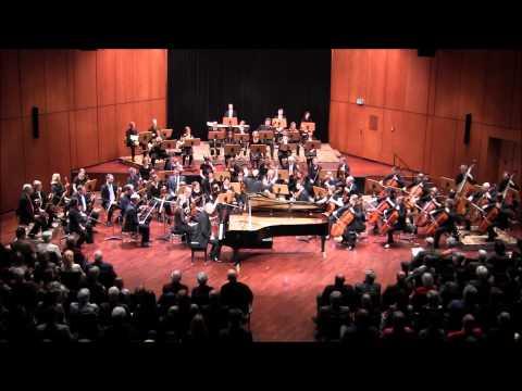Brahms 1.Klavierkonzert d-moll, op. 15: II. Adagio; Özgür Aydin