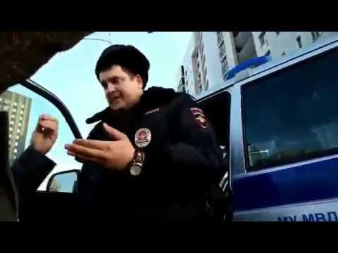 Обратился к полицейским! Скрутили, одели наручники оформили 19 3!!!