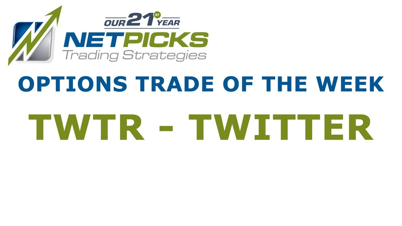 Unusual Options Activity: Twitter (TWTR)   Trading Tips