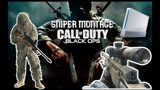 Sniper Montage! // Black Ops (WII)